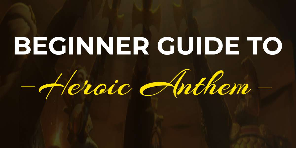 A beginner guide to Heroic Anthem: Season of Conquest