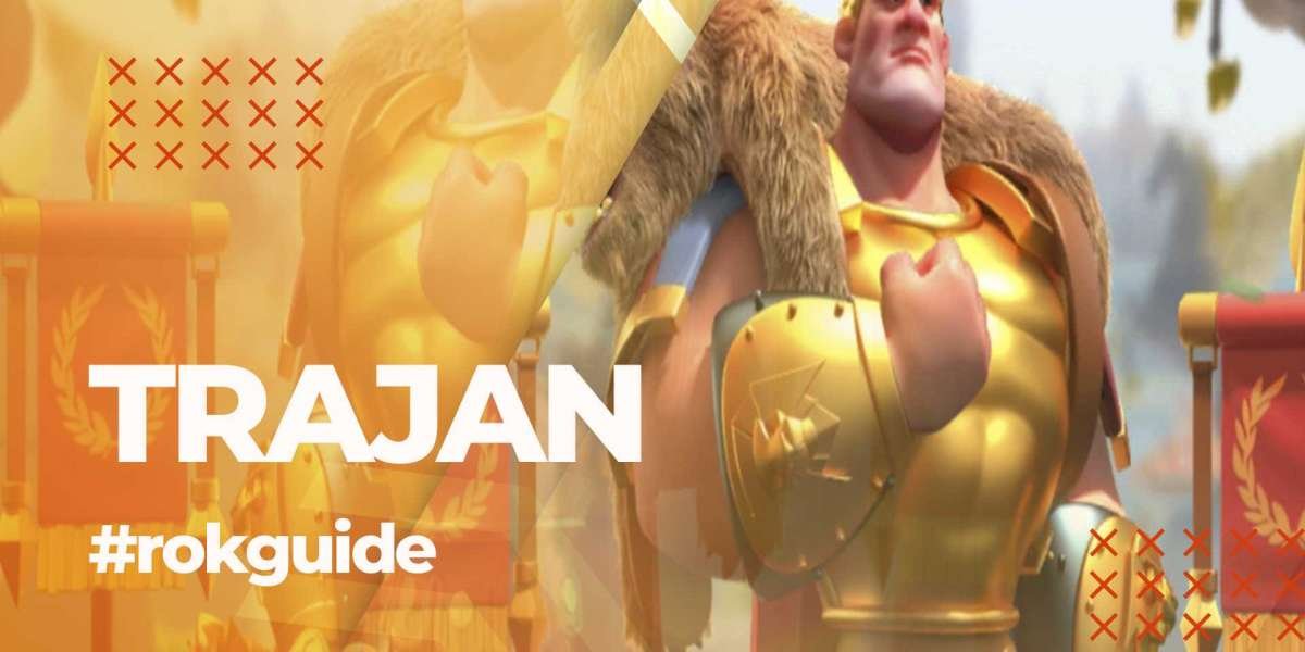 Trajan - Guide, Talent Tree Builds, and Skills. Rise of Kingdoms Commander Guides.