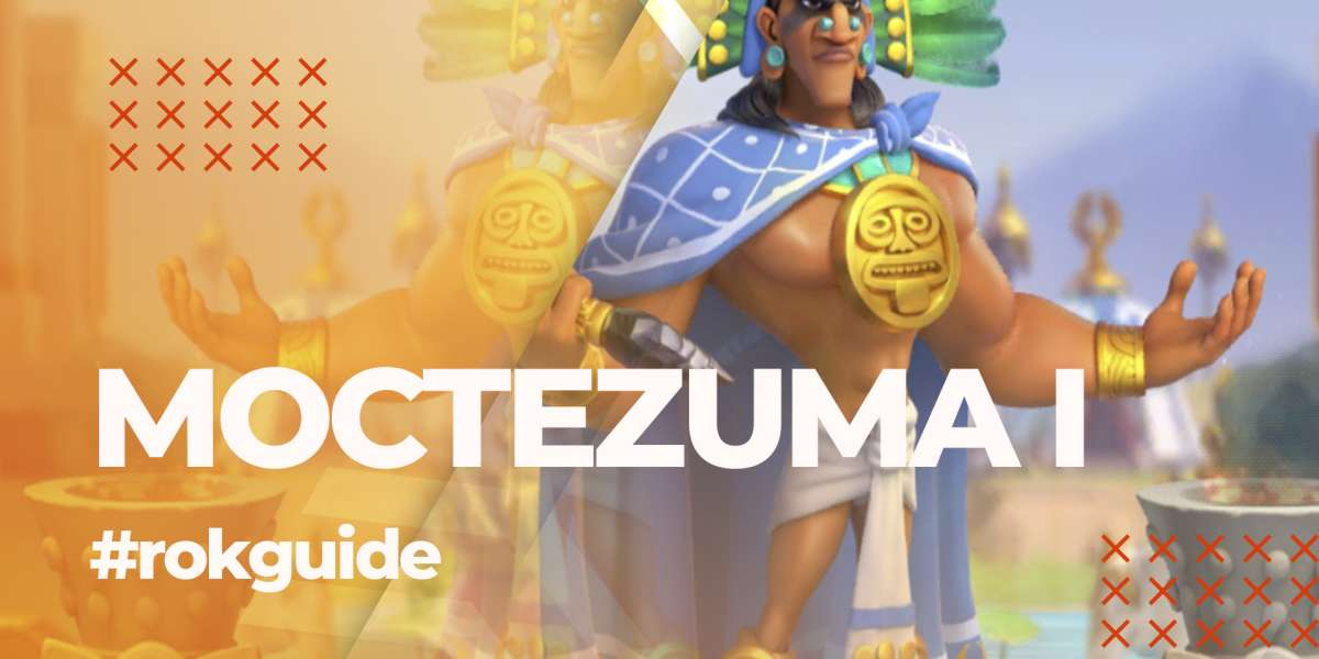 Moctezuma I - Guide, Talent Tree Builds, and Skills. Rise of Kingdoms Commander Guides.