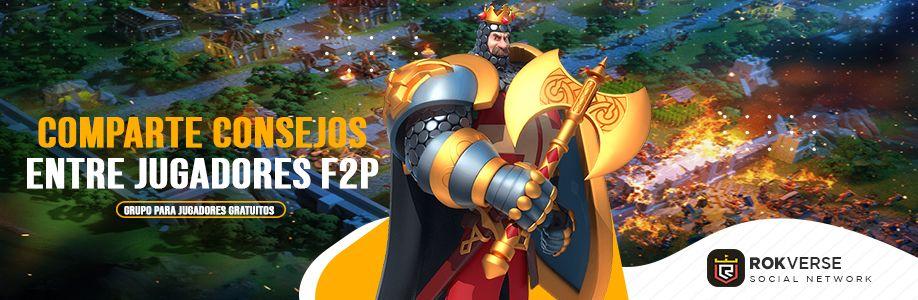 Jugadores F2P en Español