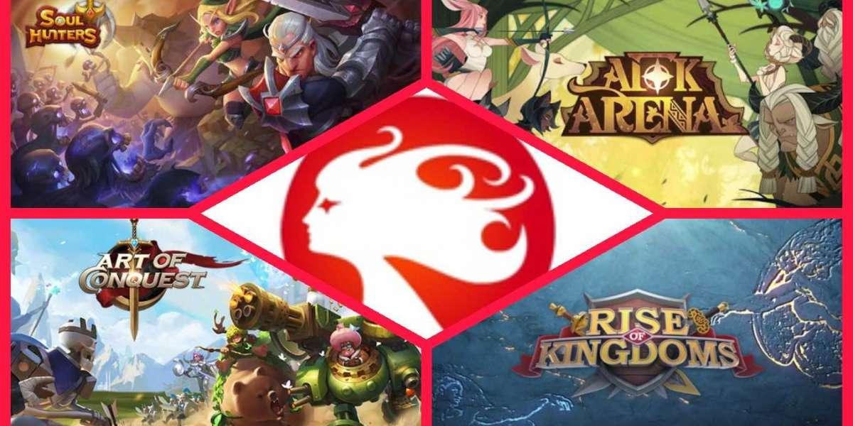 La historia de Lilith Games, la empresa detrás de Rise of Kingdoms.