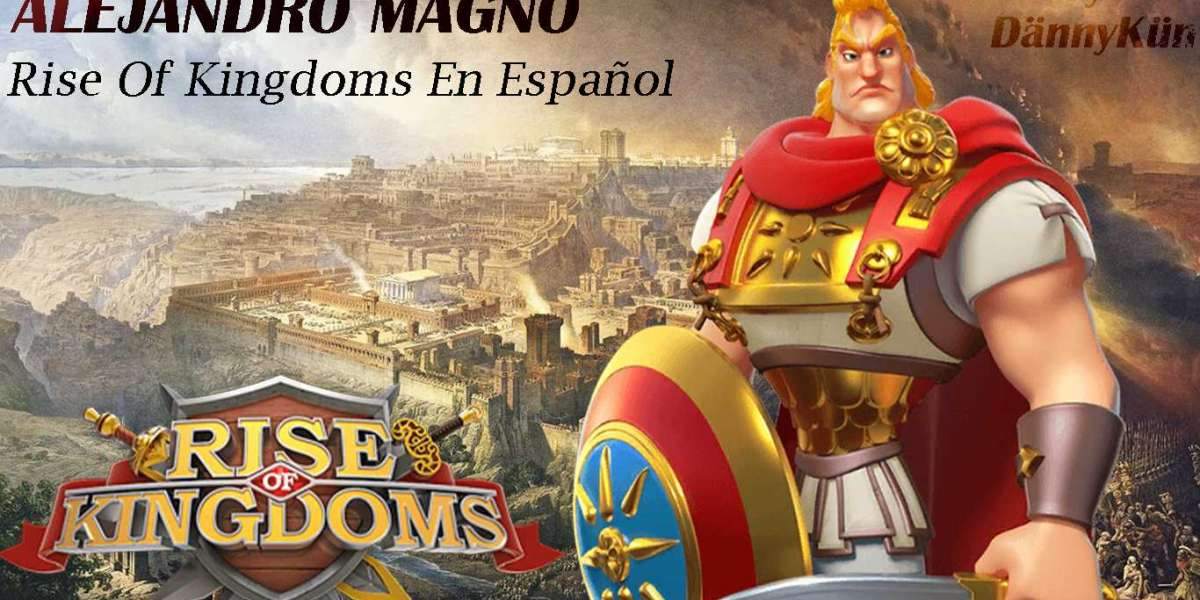 ¿ES ALEJANDRO MAGNO EL MEJOR COMANDANTE LEGENDARIO DE INFANTERÍA? Te explico el por qué |Rise of kingdoms En español