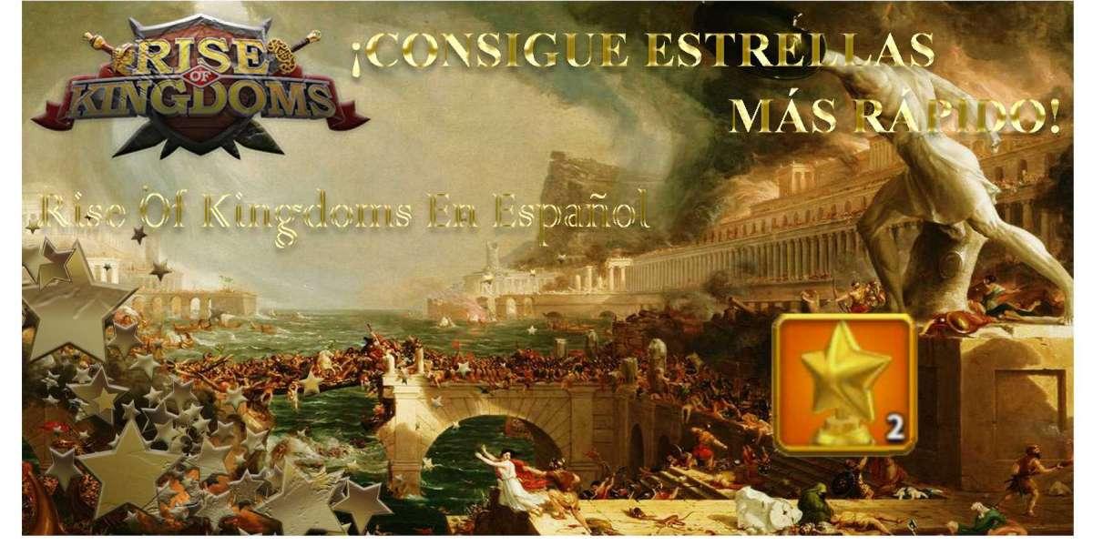 ¿CÓMO PUEDO CONSEGUIR ESTRELLAS DORADAS MÁS RÁPIDO SIENDO F2P? | Rise Of Kingdoms En Español